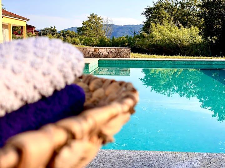 Monolocale in residence Le Village Sarzana