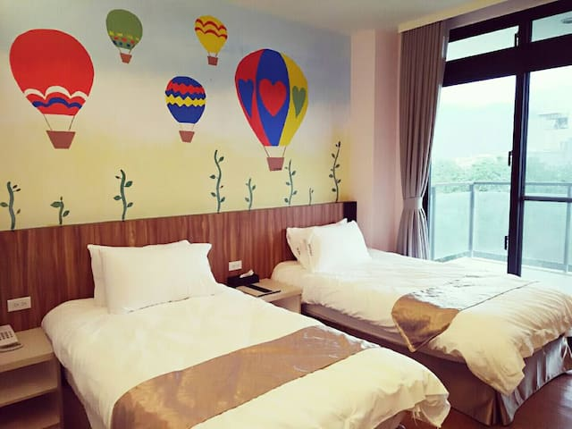 Starry Inn - 新城鄉 - Boutique-hotell