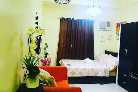 Affordable- Fully furnished, Condo for Rent-Cainta