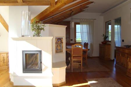 Appartamento delux in Val di Fiemme