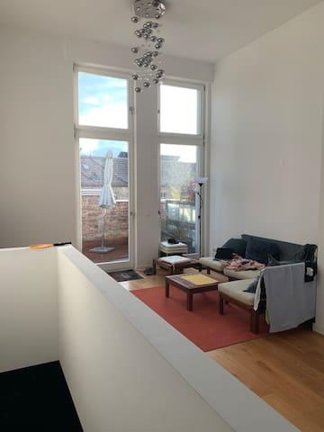 Traumhafte Maisonette in Kreuzberg