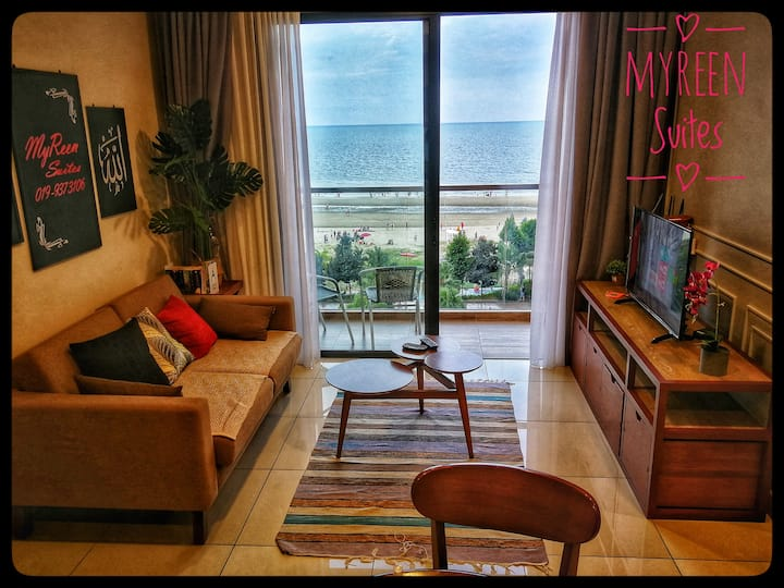 Myreen's Suite @ Timurbay Beachfront Residence