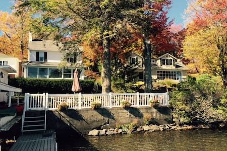 LochNest... Your Lakeside Abode on Newton Lake