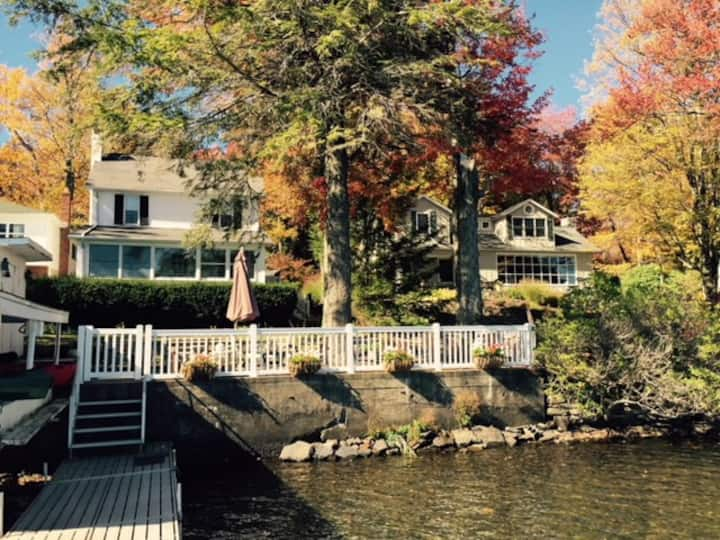 LochNest... Your Lakeside Abode on Newton Lake