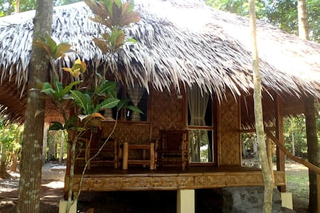 Ivory bungalow - Nypa Style Resort - - Bungalow