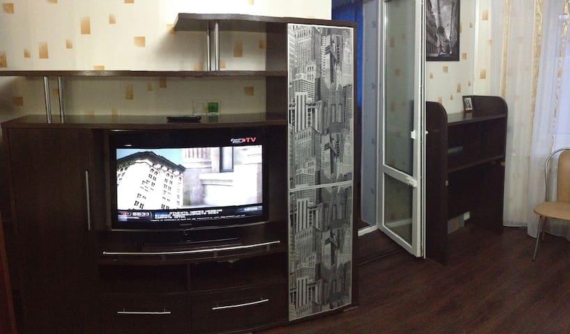 Апартаменты на Бочкарева - Salavat - Apartament