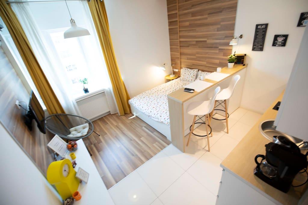 Apartment Classy Scala Studio photo 22453108