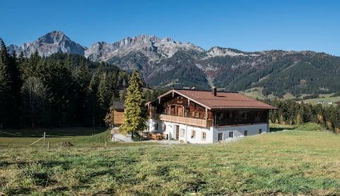 Käth&Nanei - historisches Bauernhaus neu renoviert
