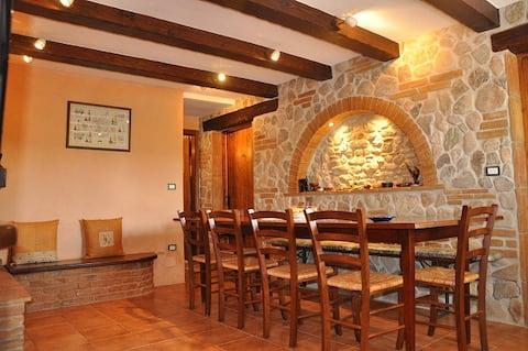 """Apartment Tavernetta """"Cantinoccio"""" Coriano"""