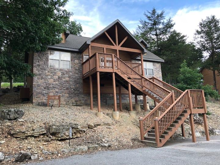 Mountain View Lodge 2 BR/2 Bath Stonebridge Resort