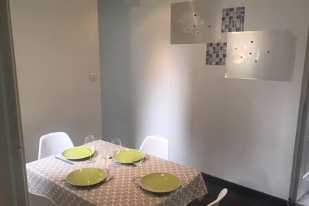 Agréable appartement de 45 m2 centre-ville