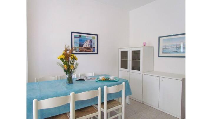 Appartamento a 300 mt dalla spiaggia - A/C