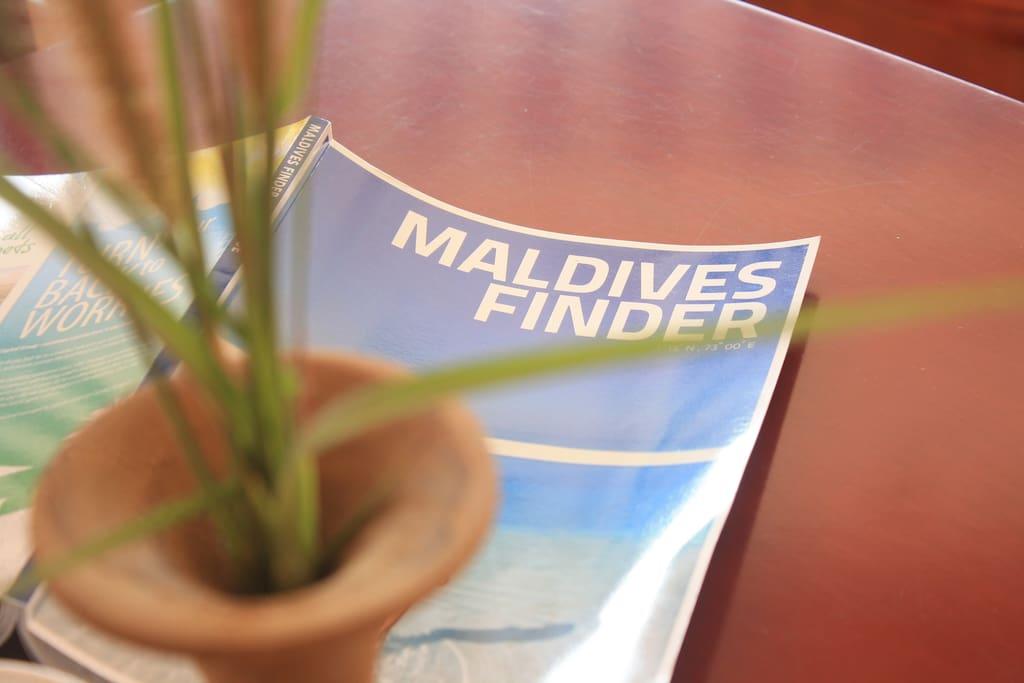 Find Maldives