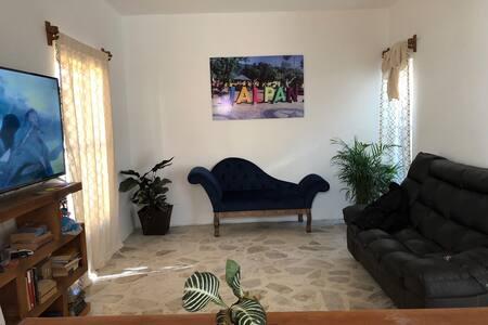 Hermosa casa 3 habitaciones en el centro de Jalpan