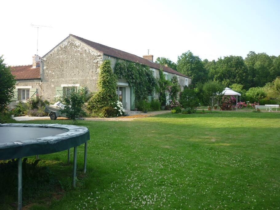 Guesthouse near paris chambre chez l 39 habitant maisons - Chambre chez l habitant ile de france ...
