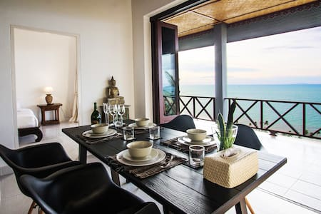 2 bedrooms, Ocean view - Haus
