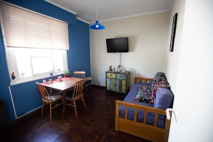 Apartamento privado en Olivos, cómodo y seguro.