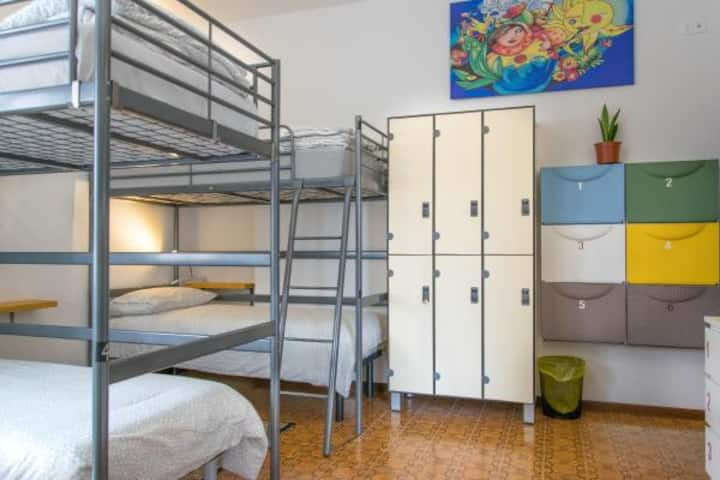 Posada Verona Hostel (female dormitory x6)
