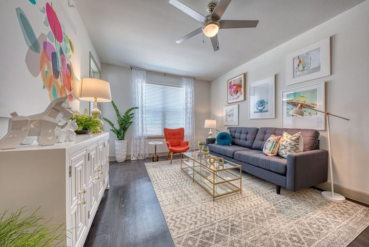 All-inclusive apartment home | 3BR in San Antonio