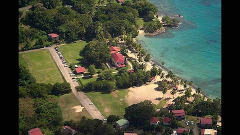 Anse Figuier et sa magnifique plage