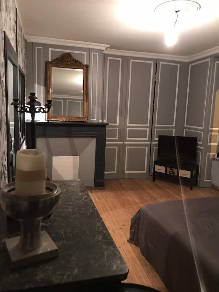 Granville Chambre d hôte maison rénovée charme
