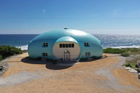 The Bubble House - Cayman Brac