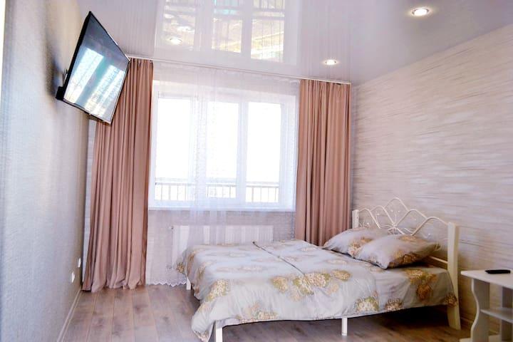 Красивая квартира в Центре в новом доме