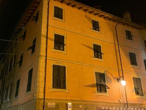 Palazzo Garbarini, Luna apartment