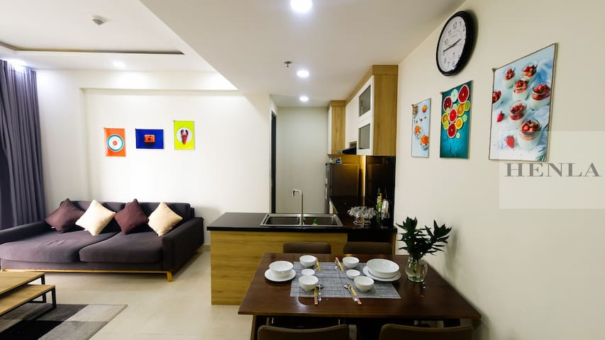 Henla Masteri Thao Dien Foreigners Apartment 1510