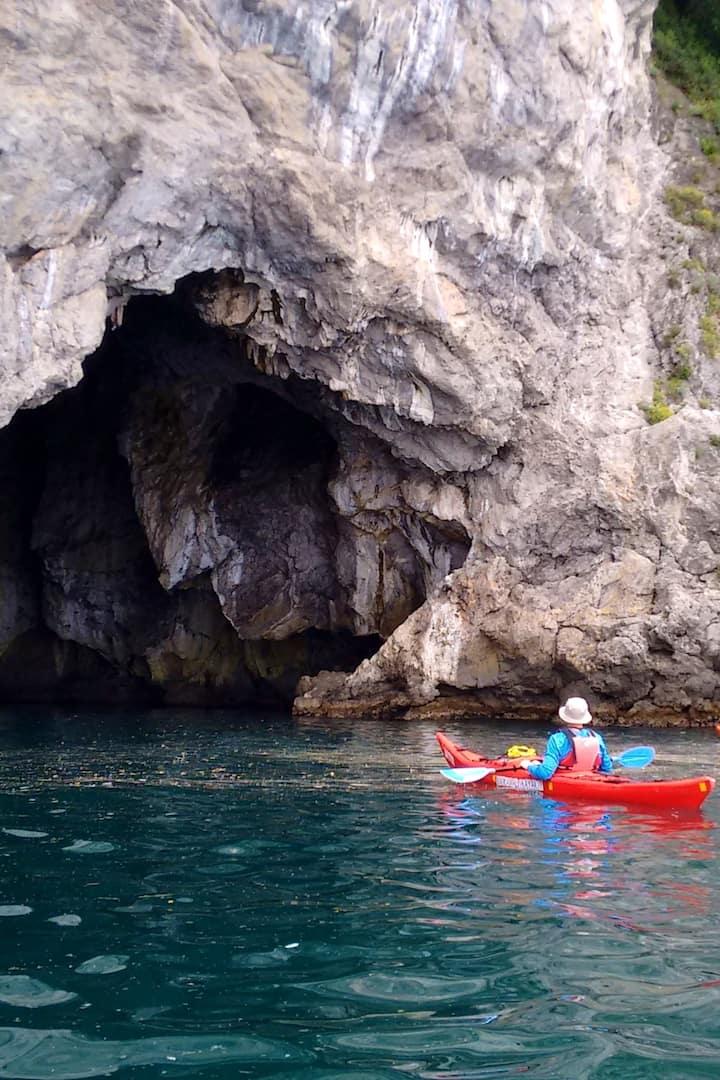 Pandora Grotto
