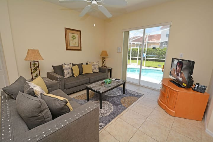 Family living area