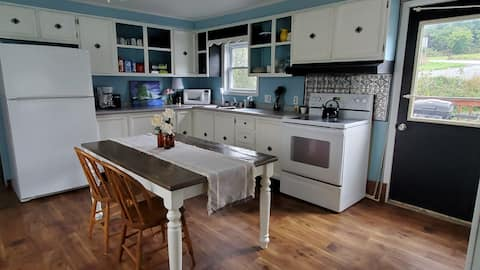 Enjoy Tug Hill Region at Fully Equipped 2 BR Home