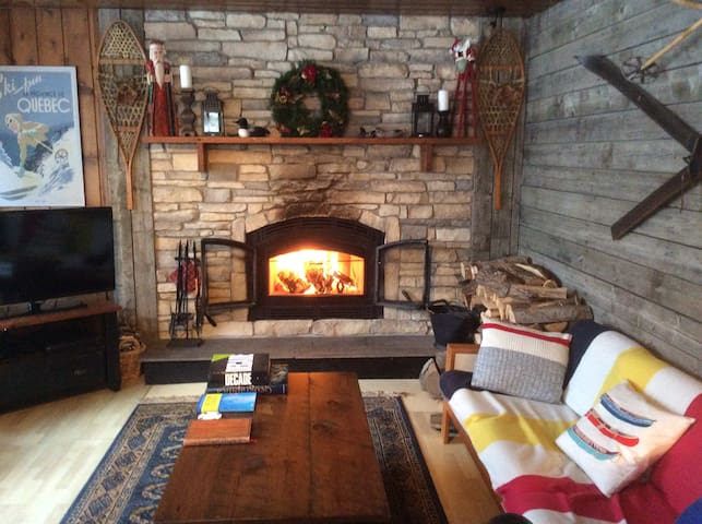 Winter/ski Cottage for rent week-ends and weekly