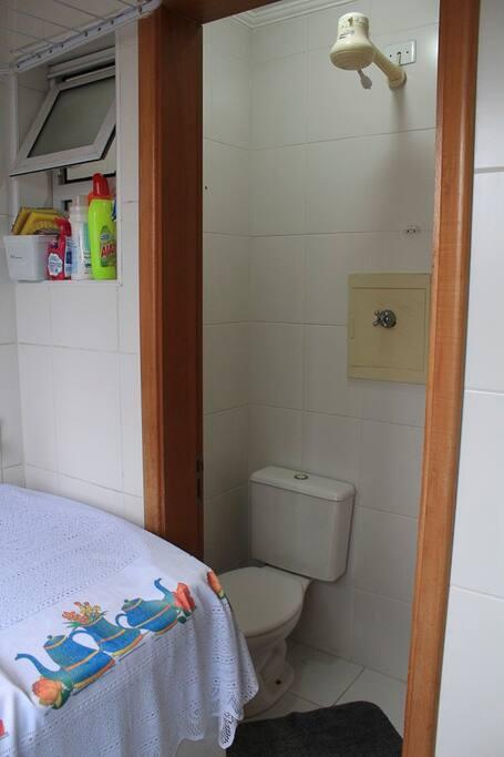 Wc lavanderia