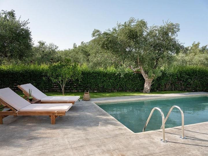 Natura Verde Villas-Villa Klelia with Private pool