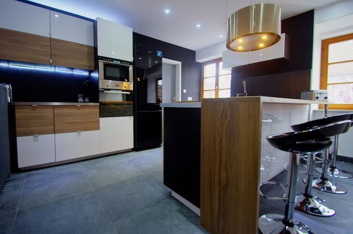 Superbe appartement 170m2, sur la route des vins