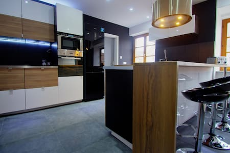 Superbe appartement de standing 170m2 - Mittelwihr
