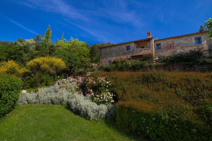 Cozy home with swimming pool Arezzo Tuscany