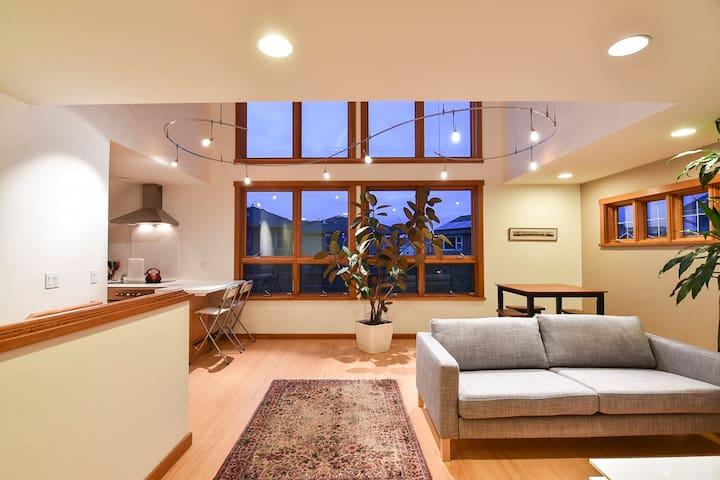 Penthouse Arcata - Arcata - Apartment