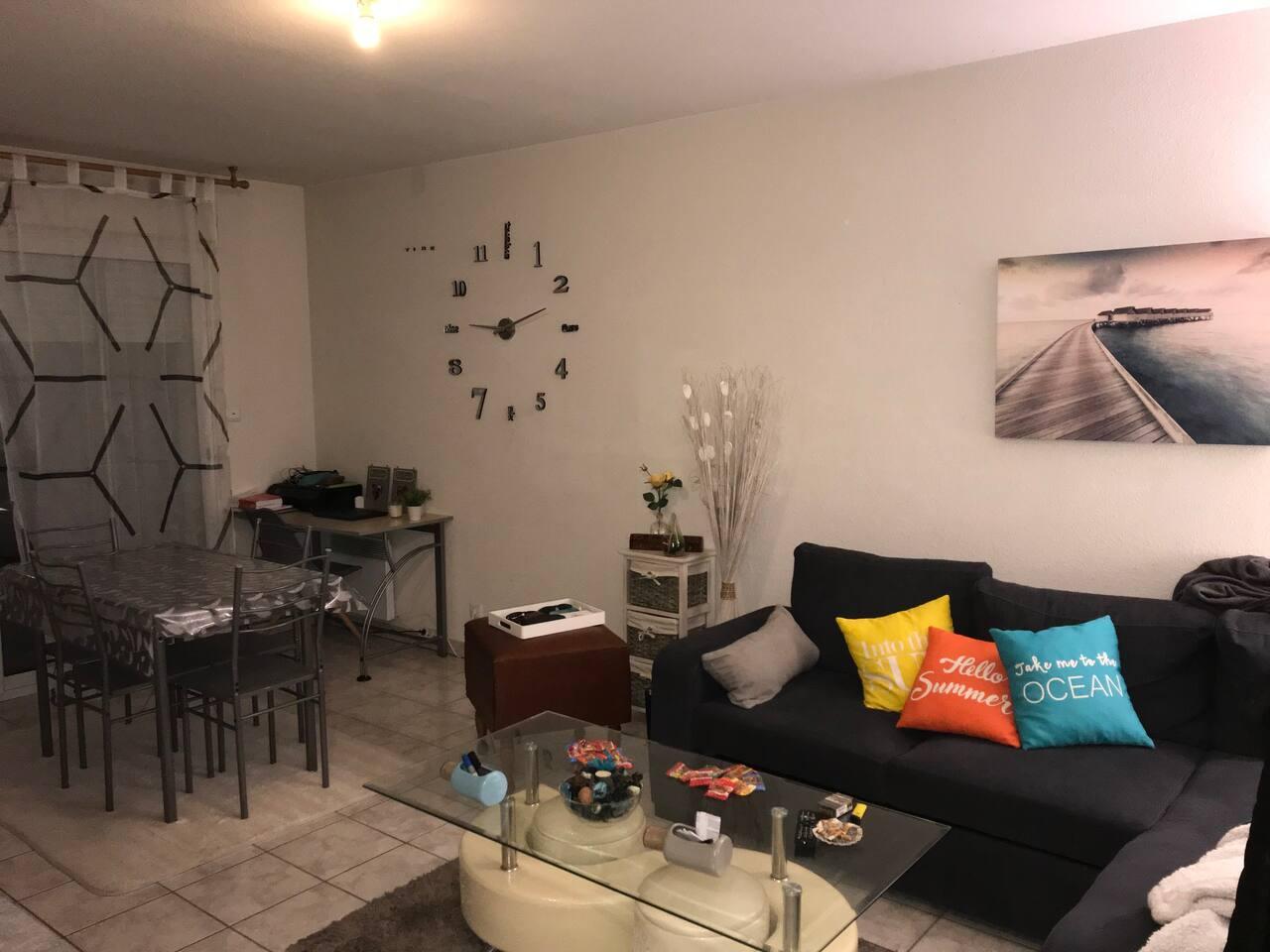 Bel appartement Marmande