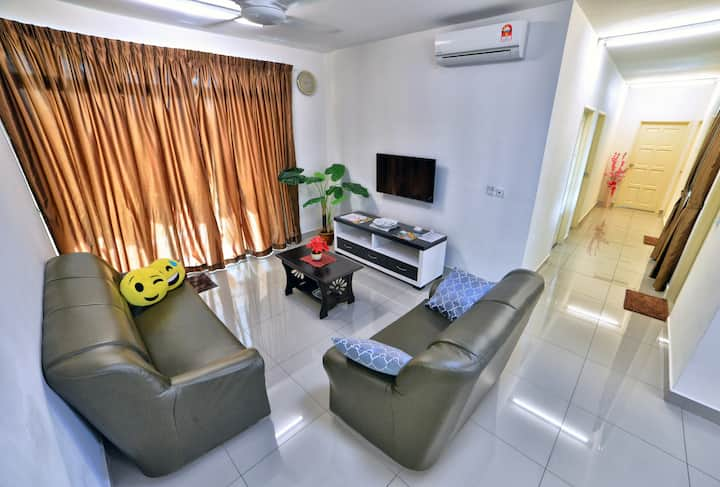 HITS Homestay - House in The Spice