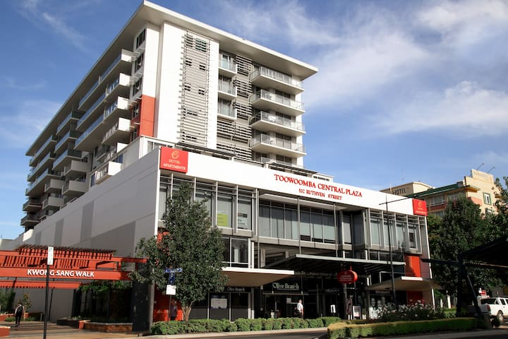 Toowoomba Central Plaza - Two Bedroom Apartment