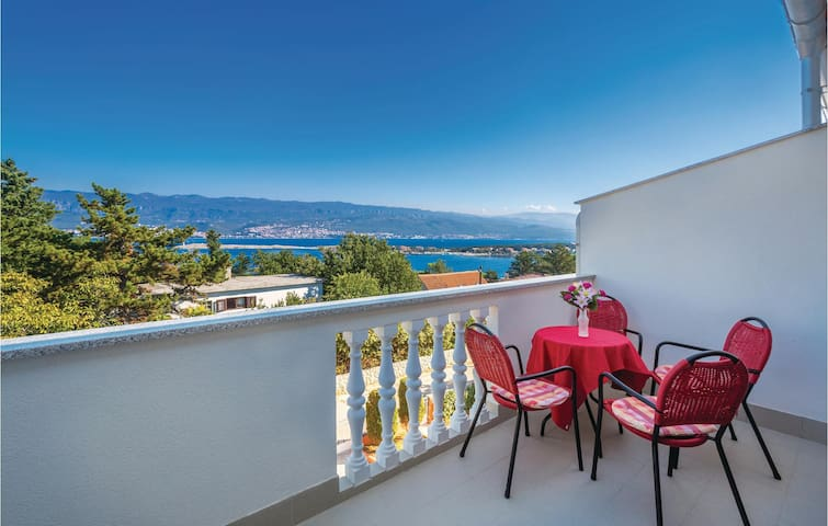 Holiday apartment with 2 bedrooms on 36m² in Silo