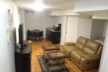 Fully Furnished Basement Apartment - Mississauga