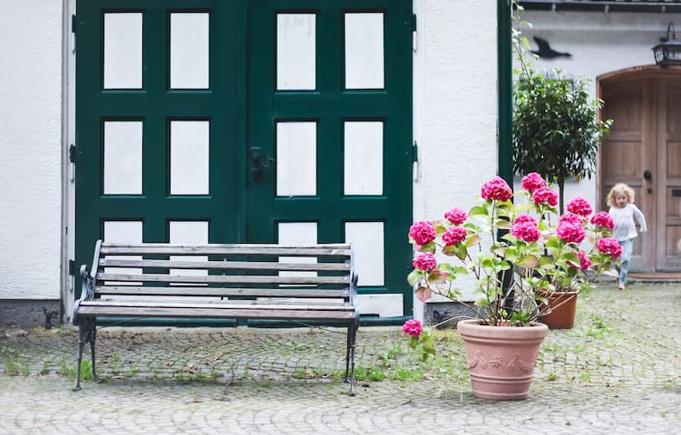 Hülsenhof in Gummersbach - Gummersbach - Apartemen
