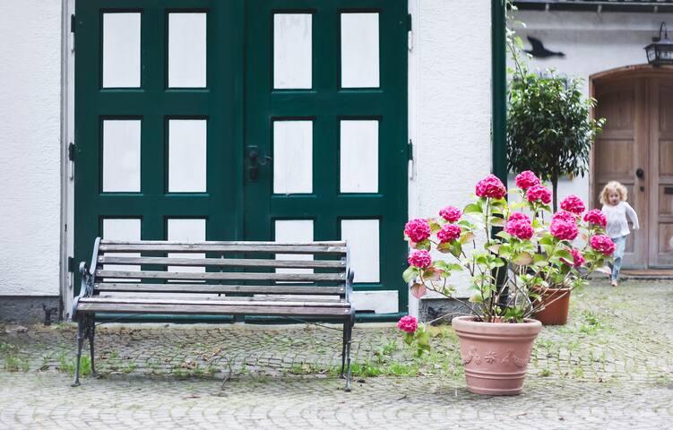 Hülsenhof in Gummersbach - Gummersbach - Appartement