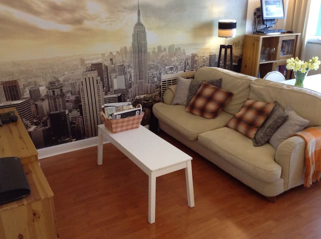 Cosy Flat, Breakfast :) Fabulous views, City 25min - Enfield - Appartamento