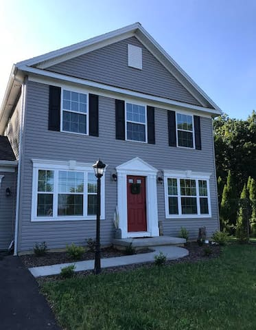Newer home, clean and close to everything!