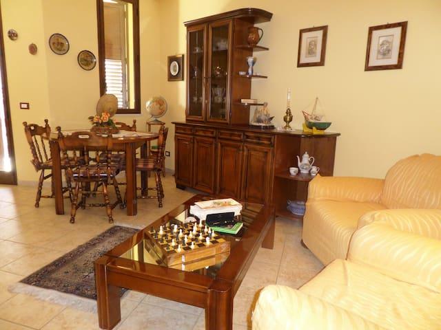 Accogliente casa a Casteldaccia