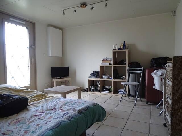 Chambre rénovée, calme et pratique - Viry-Châtillon - Apartament